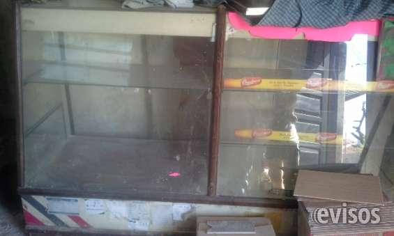 Vendo mueble vitrina para negocio