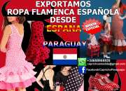 Vendo articulos de  Ropa Flamenca