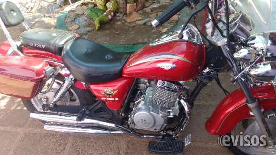 Vendo moto a buen precio sin uso