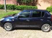 *OFERTA* Vendo auto automovil hatchback Renault Sandero año 2012 en excelente estado con p