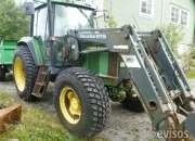 Tractorjohn deere 6510