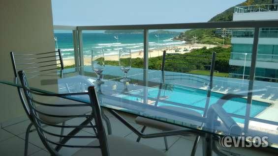 A pasos de la playa! santinho en florianópolis * apto de lujo 2 dormitorios