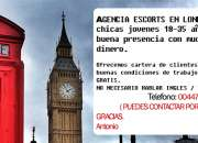 Agencia escorts londres - plaza libre en londres