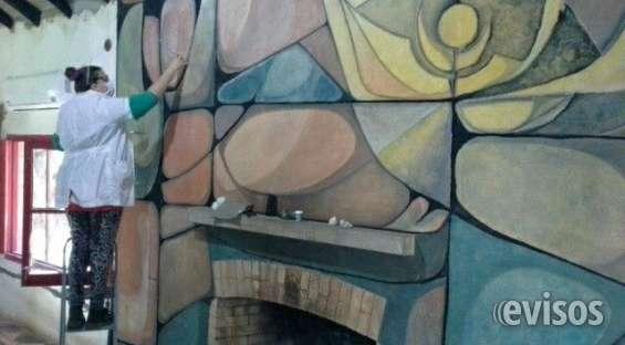Restauración de obras de arte en todo el país