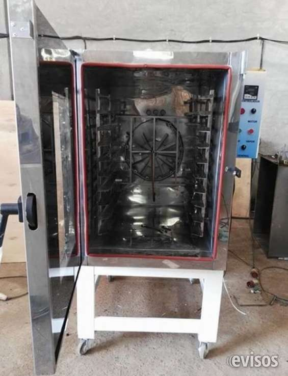 Horno turbo chiperias