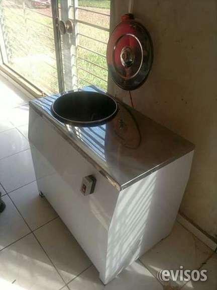 Amasadoras refinadoras hornos electricos