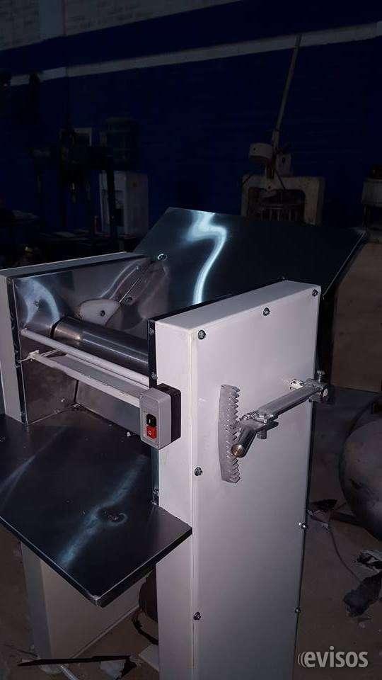 Refinadora de masas laminadoras sobadoras amasadoras hornos