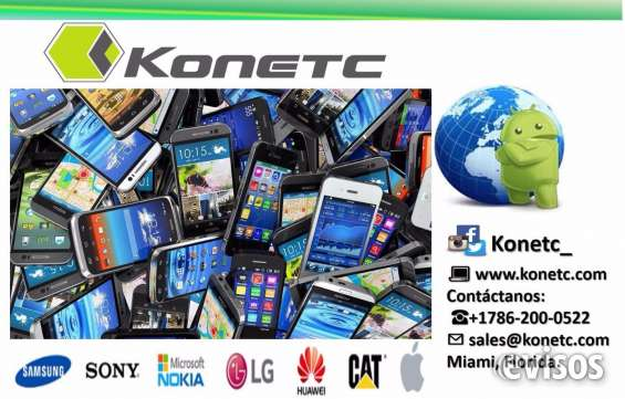Venta de celulares desde miami