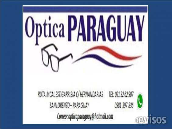 Optica paraguay servicio movil