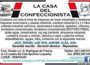 SERVICIO TÈCNICO ESPECIALIZADO EN MAQUINAS DE COSER FAMILIARES E INDUSTRIALES!!! PRESUPUE