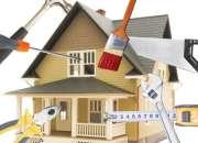Construcción, Remodelación y Reparación de casas y departamentos.