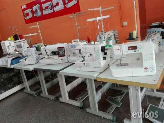 Contamos con maquinas de coser familiar e industrial! insumos. servicio técnico.descuentos