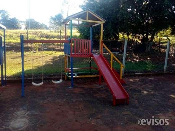 Parques infantiles para jardin