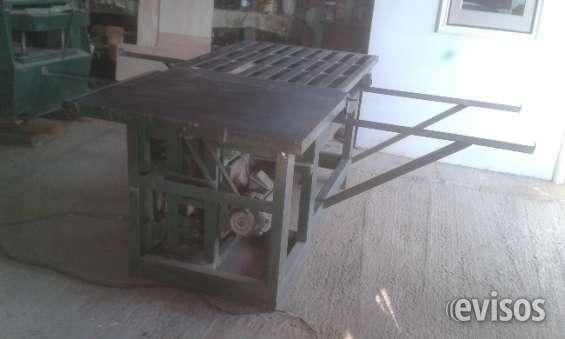 Vendo máquina para carpinteria