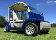 Ford Think Neighbor electricos Golf Car