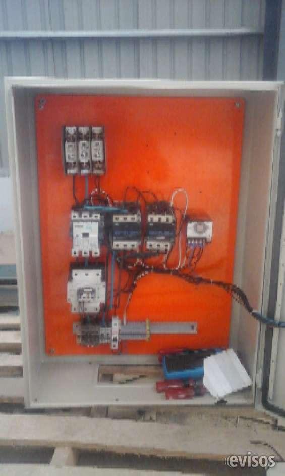 Montaje de tableros electricos