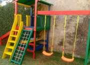 Parques infantiles personalizados