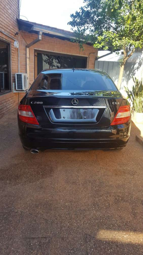 Vendo mercedes-benz c-200 cgi blue efficiency