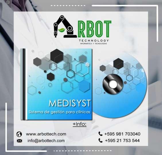 Sistema de registros médicos para clinicas
