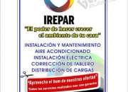Servicios técnicos IREPAR
