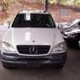 vendo Mercedes Benz ML320, U$s. 20.000