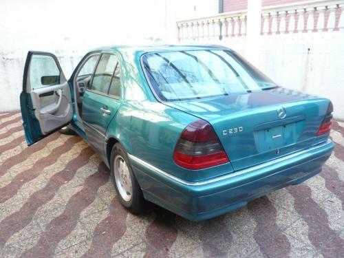 Vendo mercedes c230 1998