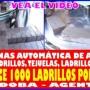 LADRILLOS MAQUINAS AUTOMATICAS DE ADOBES