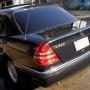 Mercedes C220   version CDI  2000, version americana