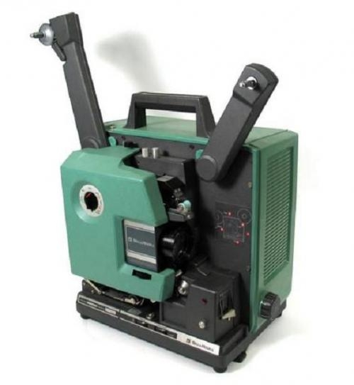 Proyector bell & howell 1698 16mm