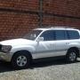 Toyota Land Cruiser 98