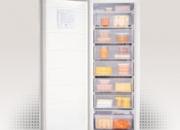 Vendo freezer vertical marca whirlpool 260