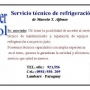 SERVICIOS DE REFRIGERACION