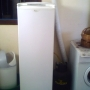 Vendo Freezer Whirlpool Slim 260 L - Vertical - Usado - Perfecto estado