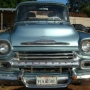 Vendo impecable Camioneta Chevrolet Apache