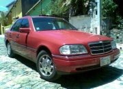 Vendo mercedes benz c230