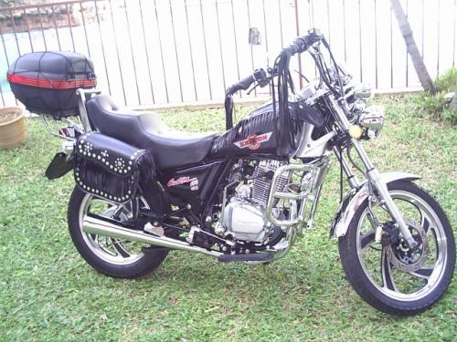 Remato moto kenton custom