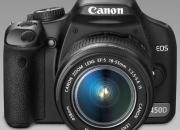 Camara profesional reflex digital