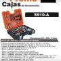 Caja de Herramientas BAHCO 92 piezas