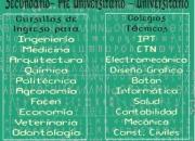 Centro de ensenanza: matematica, fisica y quimica