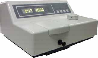Espectrofotometro uv-vis unicom optics nuevo modelo u$s 1.270 - 335 a 1000 nm y ancho de banda 5nm