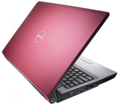 Dell studio 15 / 250gb disco/2 gb ram/cámara/color rosa