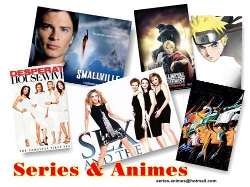 Series de tv de 350mb cada capitulo.. regalados!!