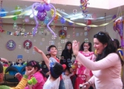 Pagina web sobre cumpleaños infantiles en Paraguay