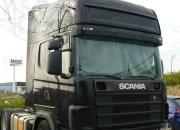 Se vende tractocamion marca Scania 124L, 470CV Topline