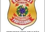 Detetive falcao especializado a nivel brasil profissional