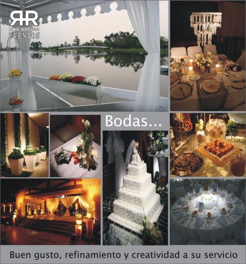 Decoraciones para fiestas y eventos en gral.