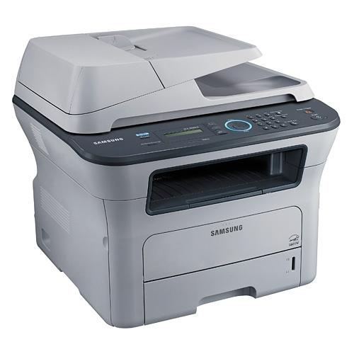 Samsung scx-4824fn - impresora multifuncion laser blanco y negro (monocromatica)