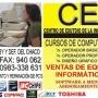 CENTRO DE ESTUDIOS DE LA INFORMATICA
