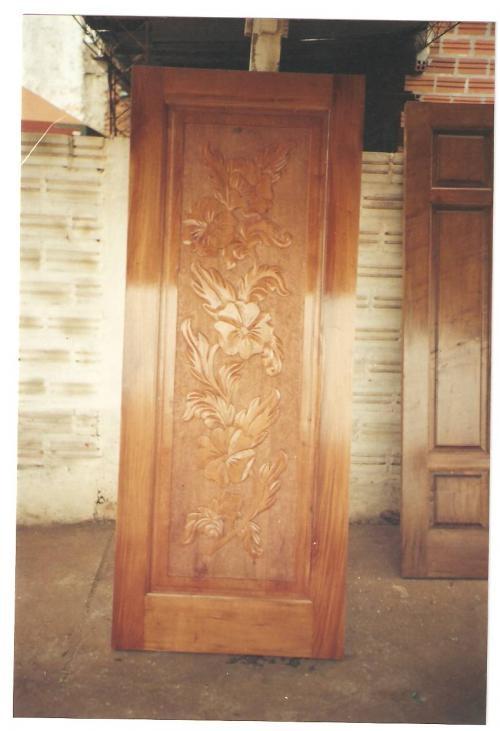 Puertas De Madera A Buen Precio Alta Calidad En Itapua Muebles