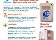 Ionizadores ozonizadores -respirando oxigeno